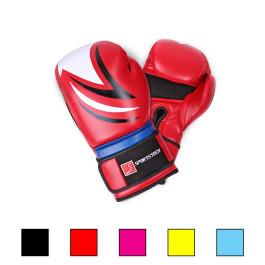 Profi Boxhandschuhe rot 16 oz