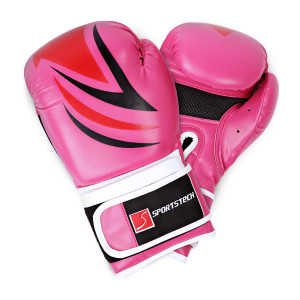 Profi Boxhandschuhe pink 16 oz